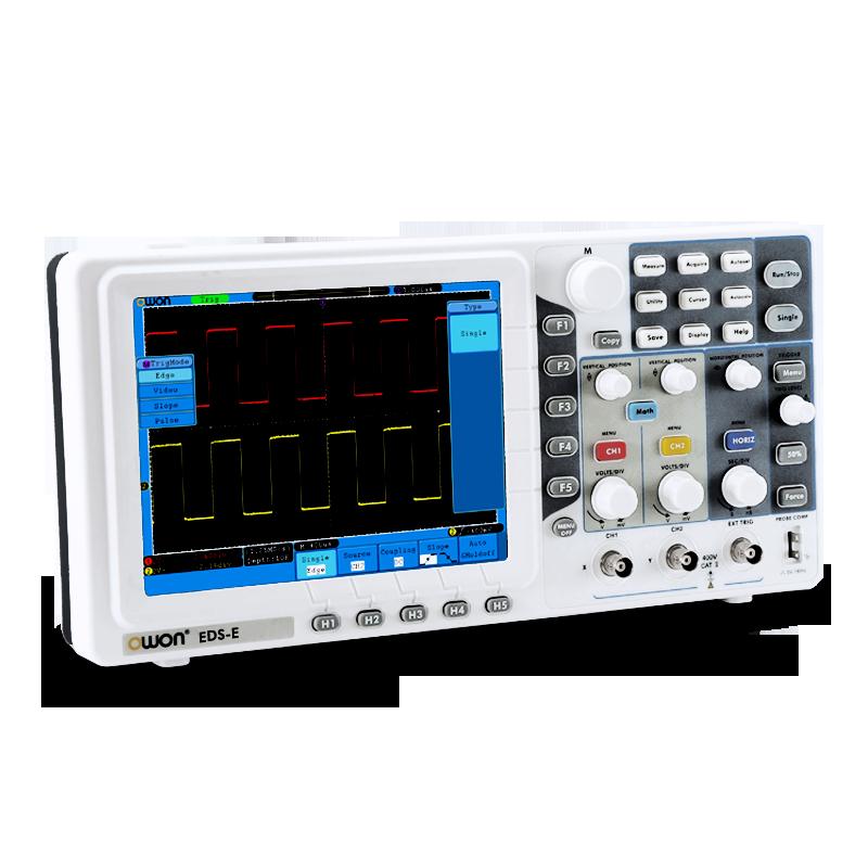 Osciloscopio Digital 70mhz 2ch 1gsa s Sds7072e 8 Pulg Owon