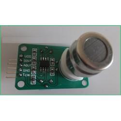 Modulo Detector De Dioxido...