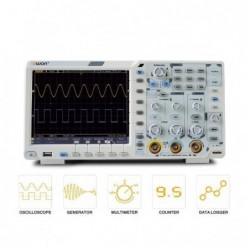 Osciloscopio 100mhz 2ch,...